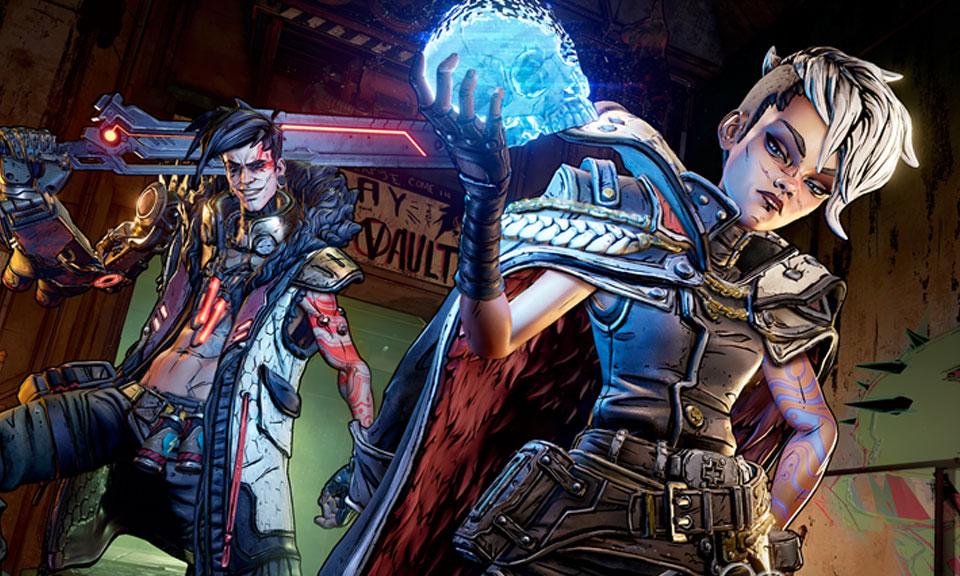 Borderlands 3 Directors Cut PlayStation 5