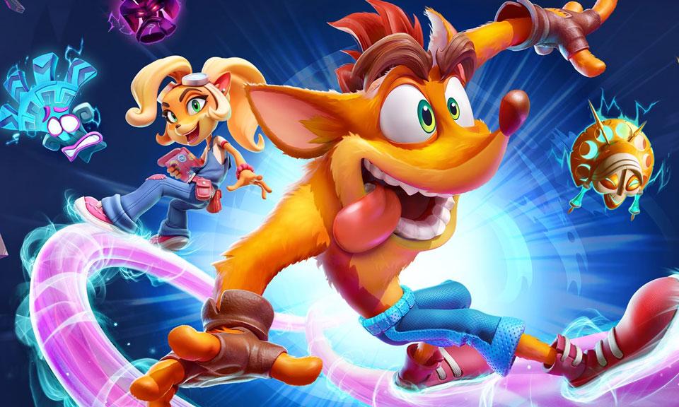 Crash Bandicoot PlayStation 5