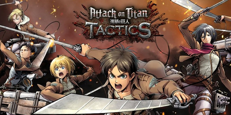 Attack on Titan on Android