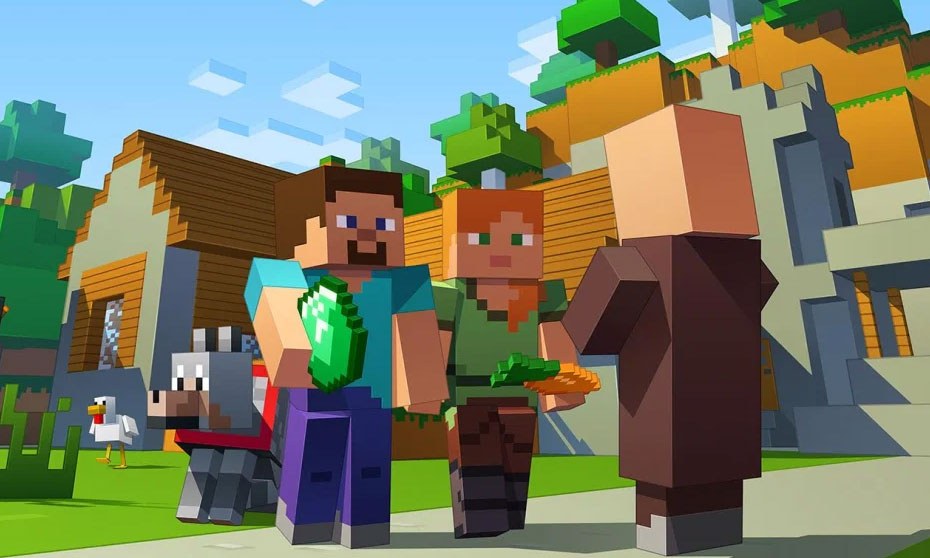 Minecraft for iPhone and iPad