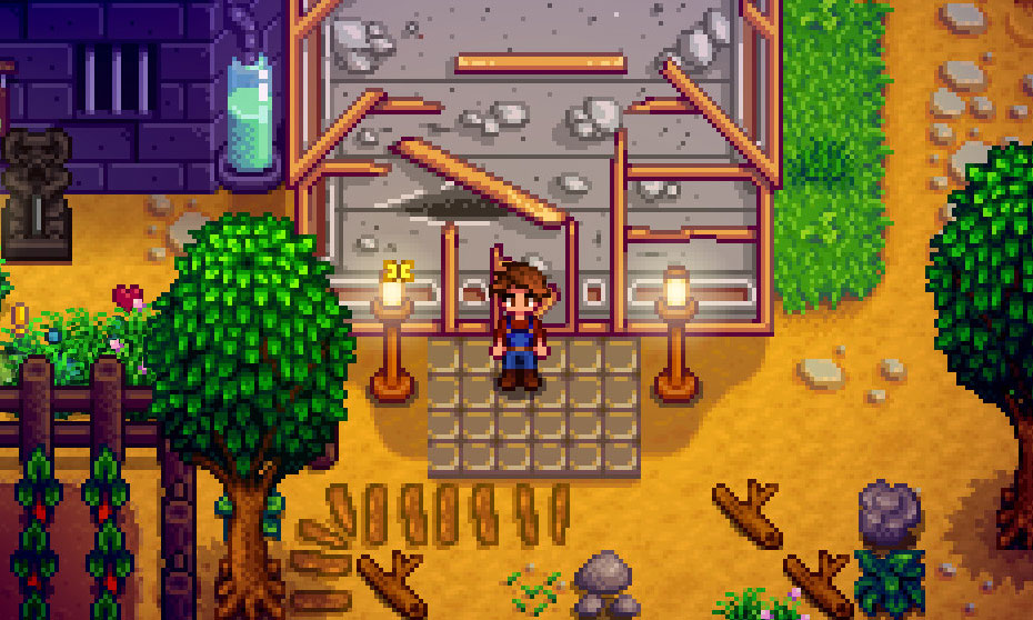 Stardew Valley for iPhone and iPad