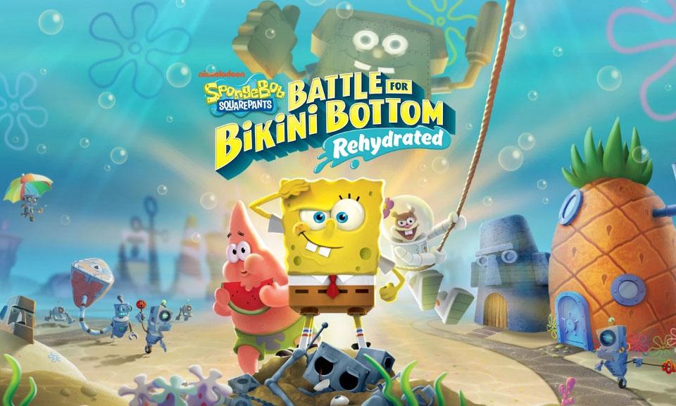 Spongebob Xbox One