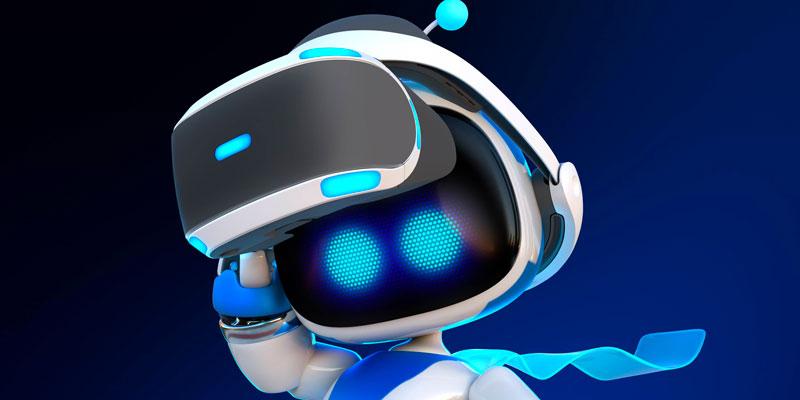 Astrobot on PS4