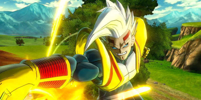 Dragon Ball FighterZ on PS4