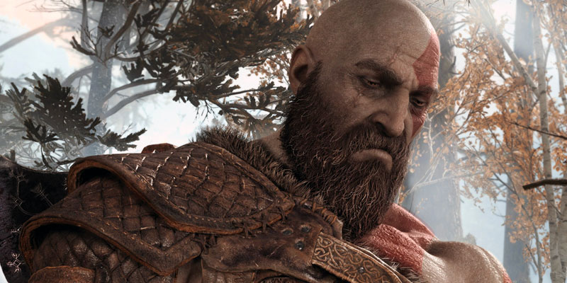 God of War PlayStation 4 Exclusive