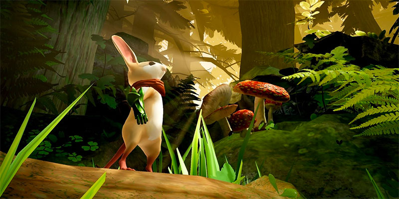 Moss on PlayStation 4