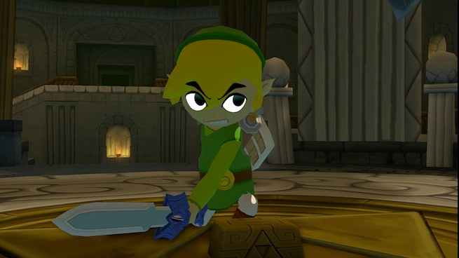 The Legend of Zelda: The Wind Waker on Game Game Cube