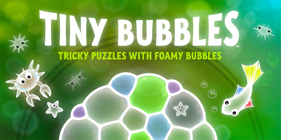 How Foam Physics Inspired the Game Tiny Bubbles, An Interview with Stuart Denman