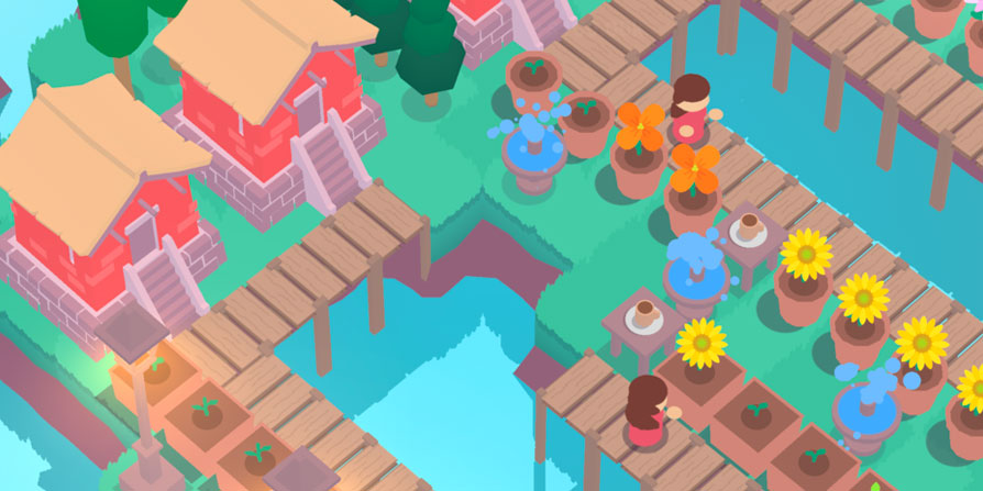 Sprout: Idle Garden Coming to Android, An interview with Shallot Games