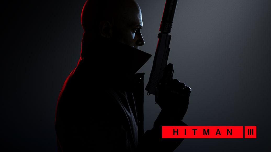 Giveaway #1: HITMAN 3