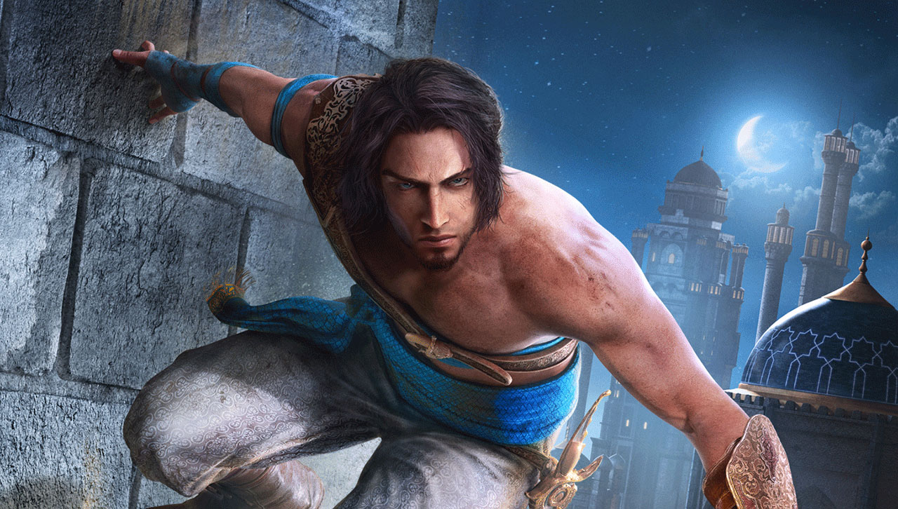 Giveaway #2: Prince of Persia: The Sands of Time Remake