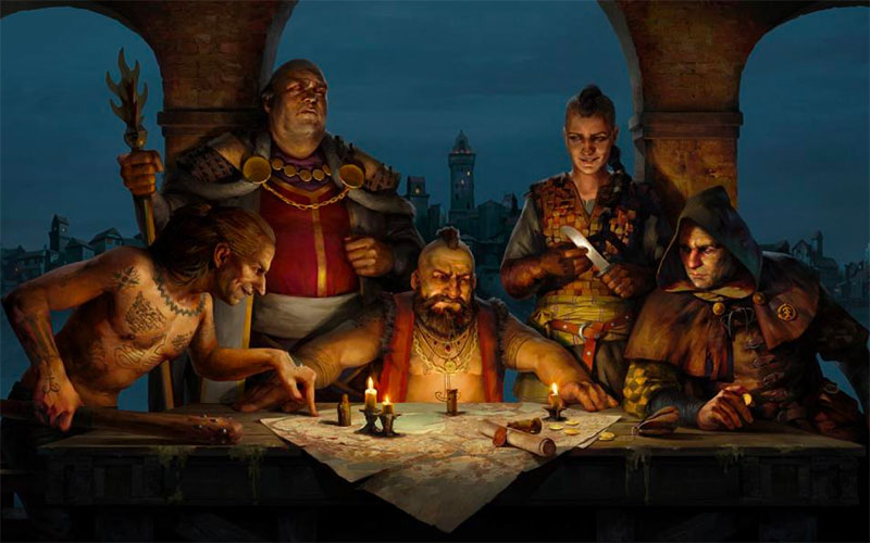 Gwent Card Game Gets a Second Massive Expansion