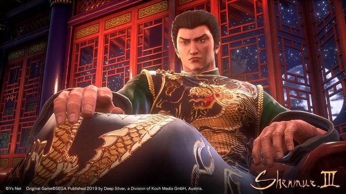 Shenmue III Reveals Pre-Order Bonuses and Steelbook