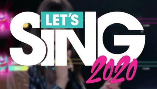 Let's Sing 2020 Opens On  PS4 and Switch