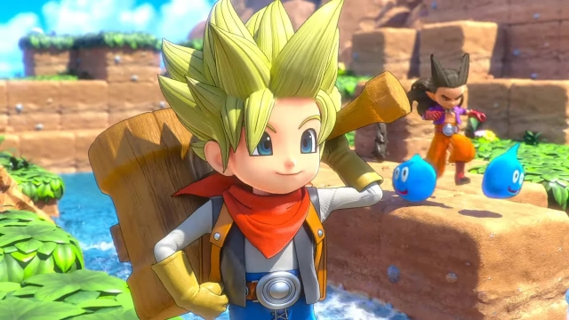 Dragon Quest Builders 2 JUMBO Demo Out Now on Steam