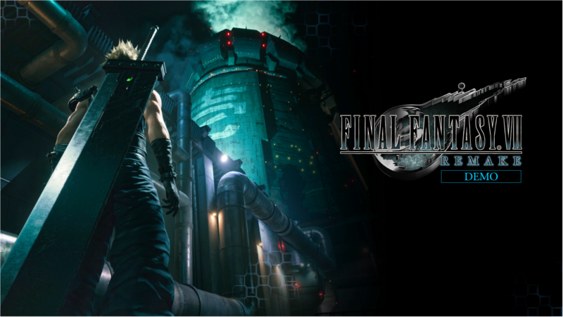 Final Fantasy VII Demo Now Free to Download for Playstation