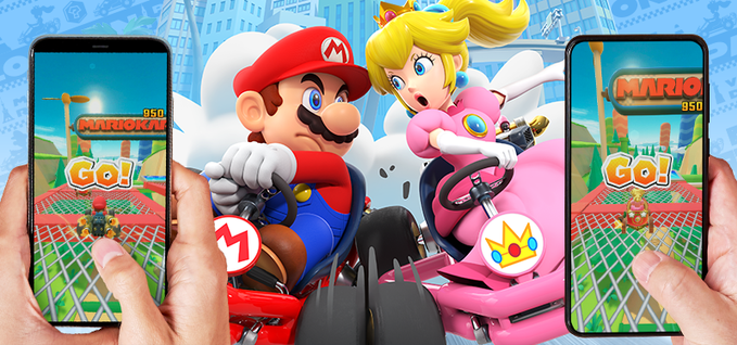 Multiplayer is Finally Coming to Mario Kart Tour