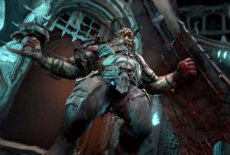 DOOM Eternal Gets an Explosive New Launch Trailer