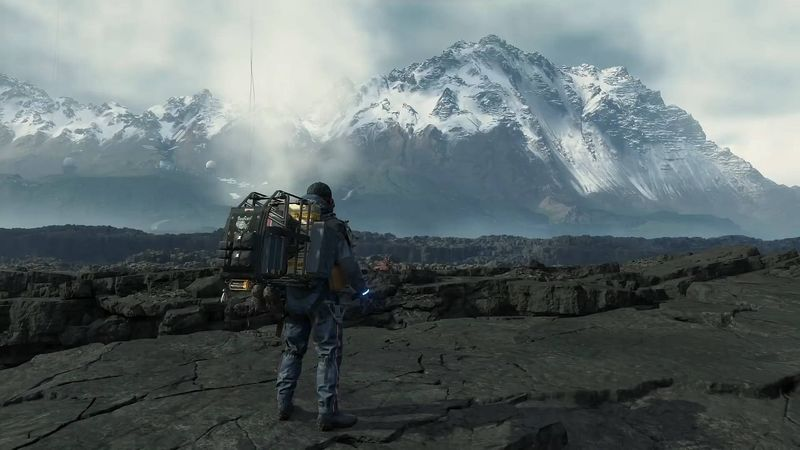 Photo Mode Coming to Death Stranding PS4