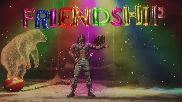 WATCH: Official Friendships Trailer for Mortal Kombat 11