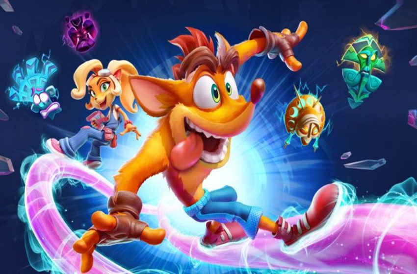 Activision Drops First Trailer for Crash Bandicoot 4: It's About Time