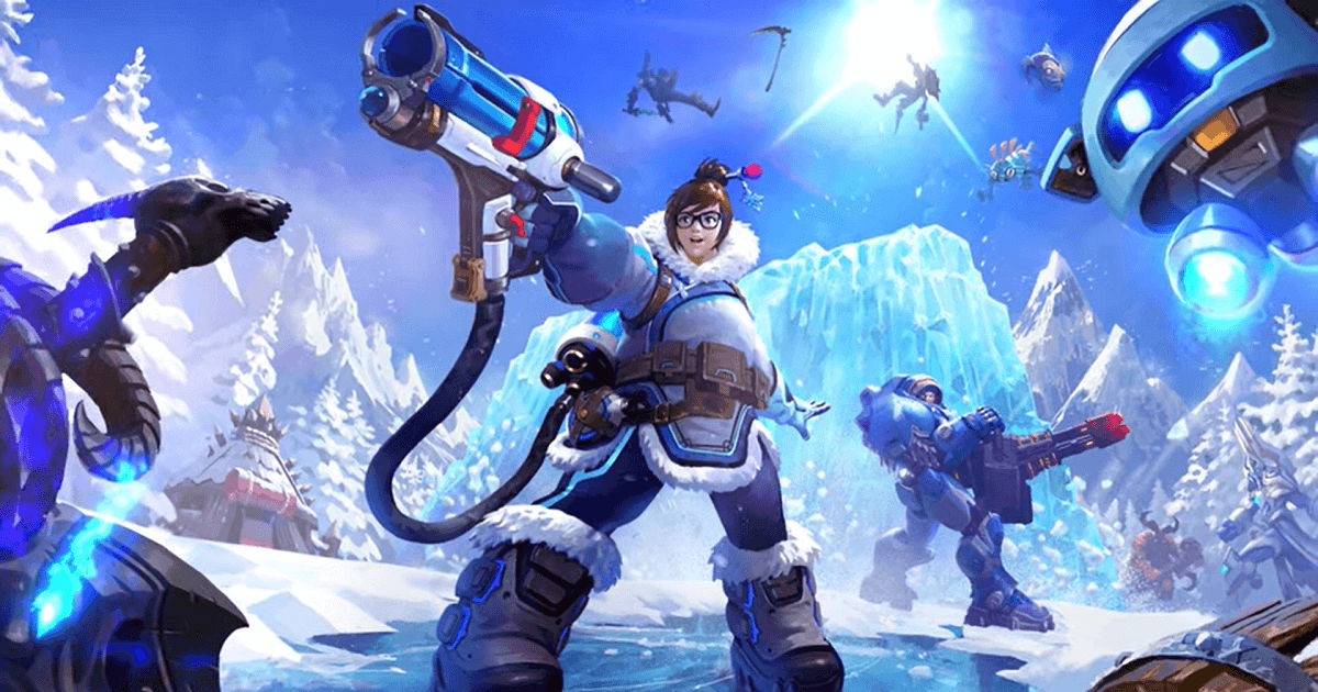 Heroes of the Storm Welcomes The Arrival of Mei from Overwatch