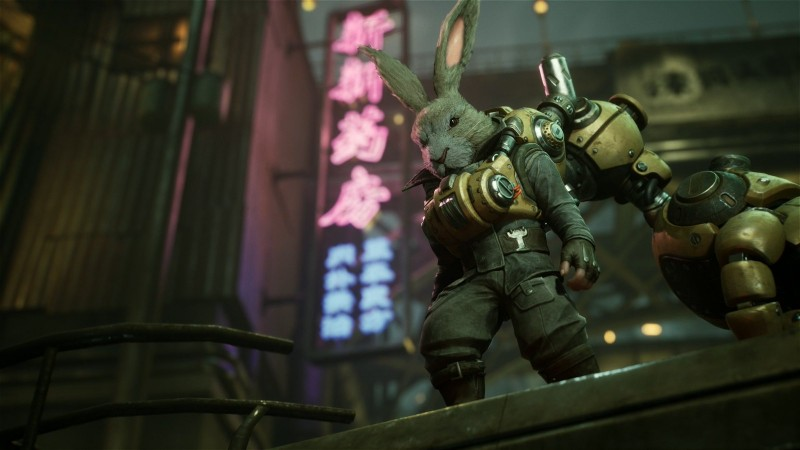 Zootopia Meets Dieselpunk in F.I.S.T.: Forged in Shadow Torch