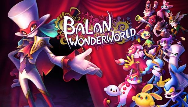 Square Enix and Sonic Team Up For 3D Action Platformer Balan Wonderworld
