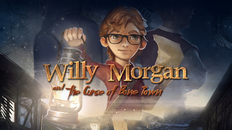 Willy Morgan and the Curse of Bone Town: A Tribute To Classic Point and Click