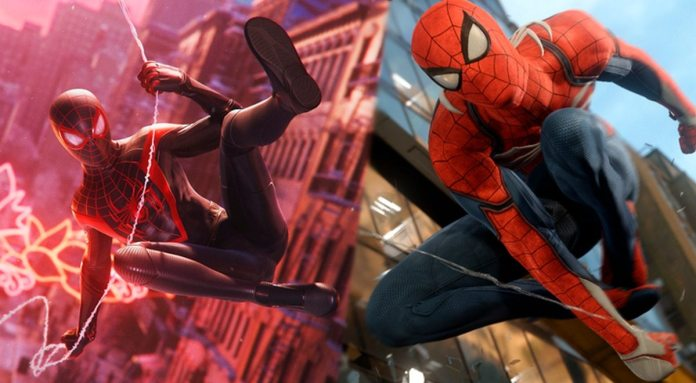 Spider-Man: Miles Morales will Allegedly Include PS5 Remaster of PS4's Spider-Man
