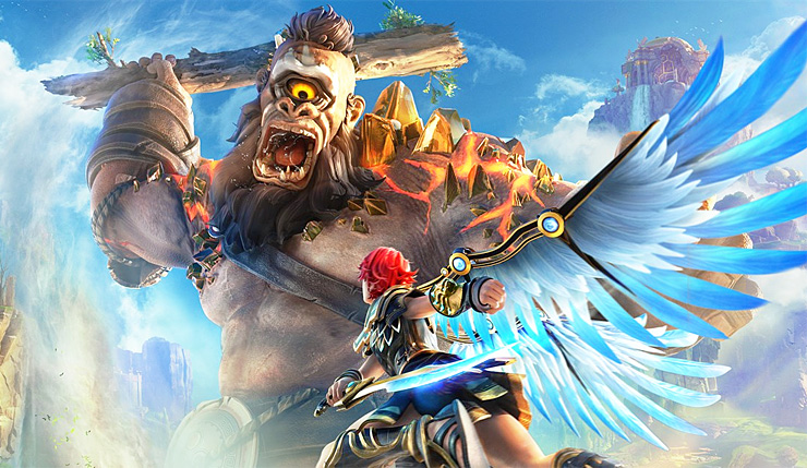 Ubisoft plays with more Greek gods and monsters in Immortals Fenyx Rising
