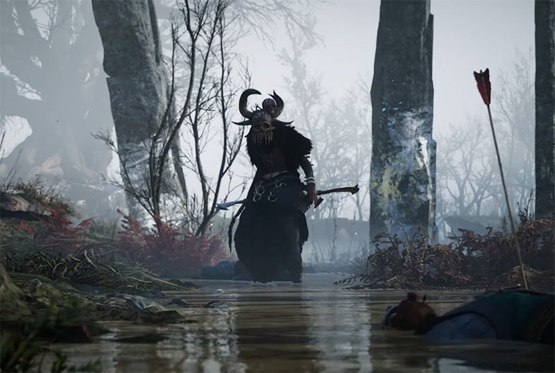 Take a Deep Dive Into Assassin's Creed Valhalla in This New Trailer