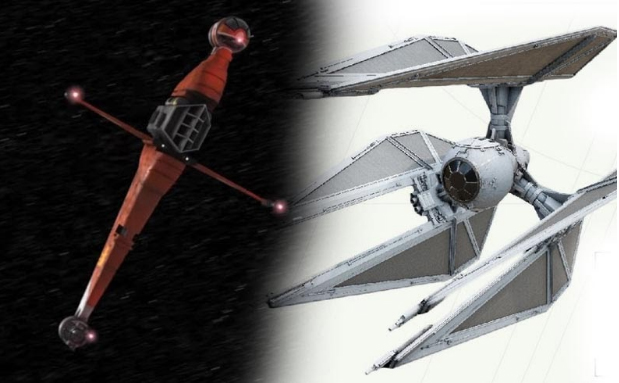 Star Wars: Squadrons Announces 2 New Ships; the TIE Defender and B-Wing