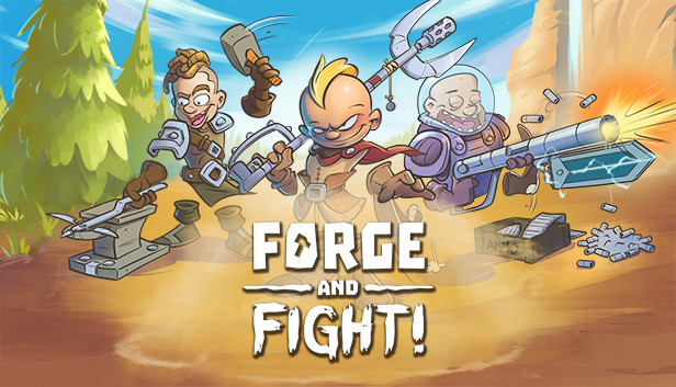Indie Title Forge And Fight! Breaks Out Of Early Access