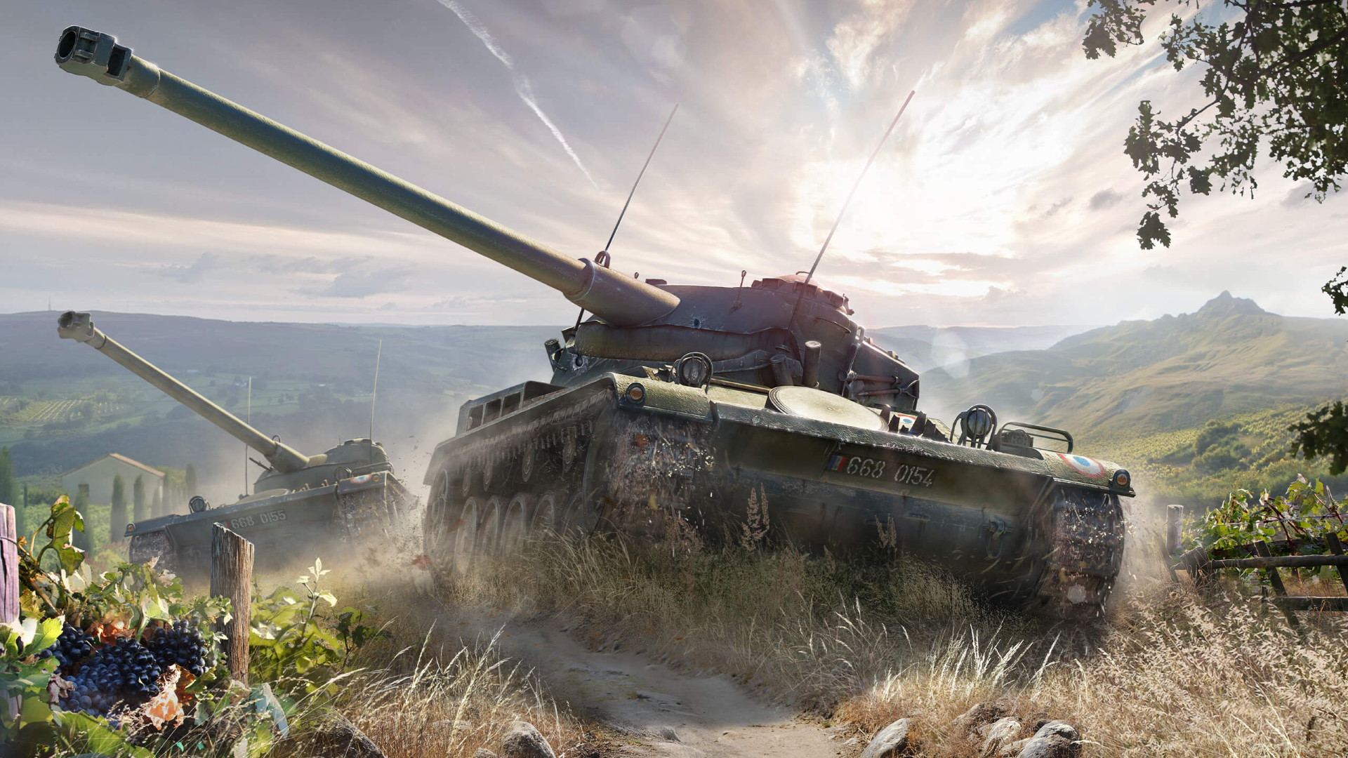 World of Tanks has been Announced for Next Gen Platforms
