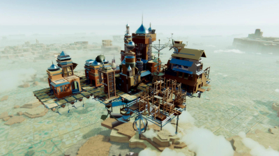 Airborne Kingdom Soars To The PC And Mac This December 17