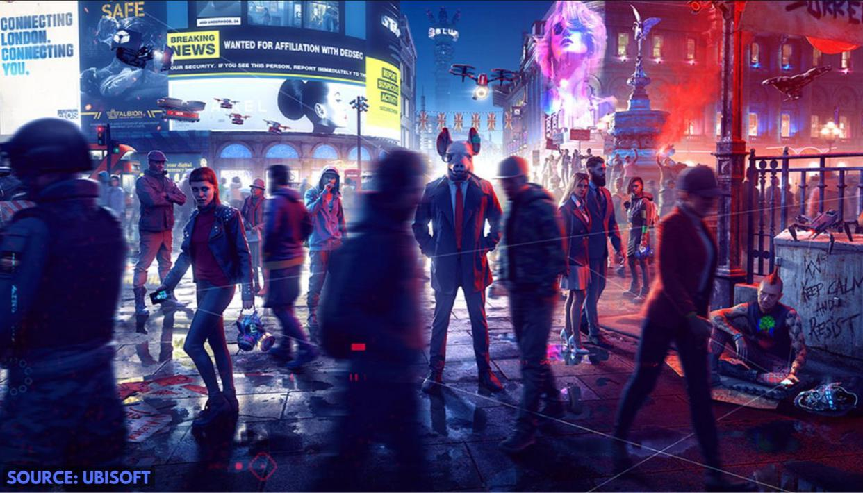 Watch Dogs Legion Online Coming March 9th Includes FREE Raid-type PvE Mode and PvP