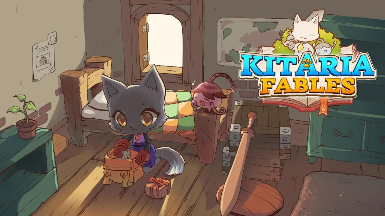 Animal Crossing Becomes an Action RPG in Kitaria Fables