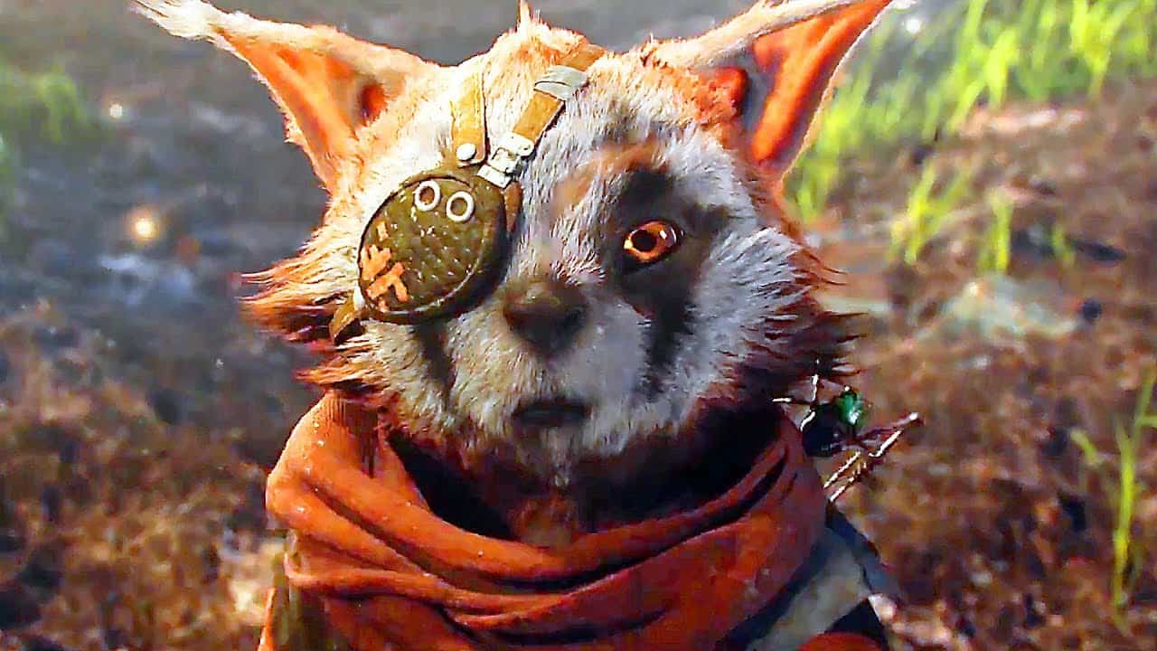 Biomutant Opens Pre-orders and Shows Off Combat in New Trailer