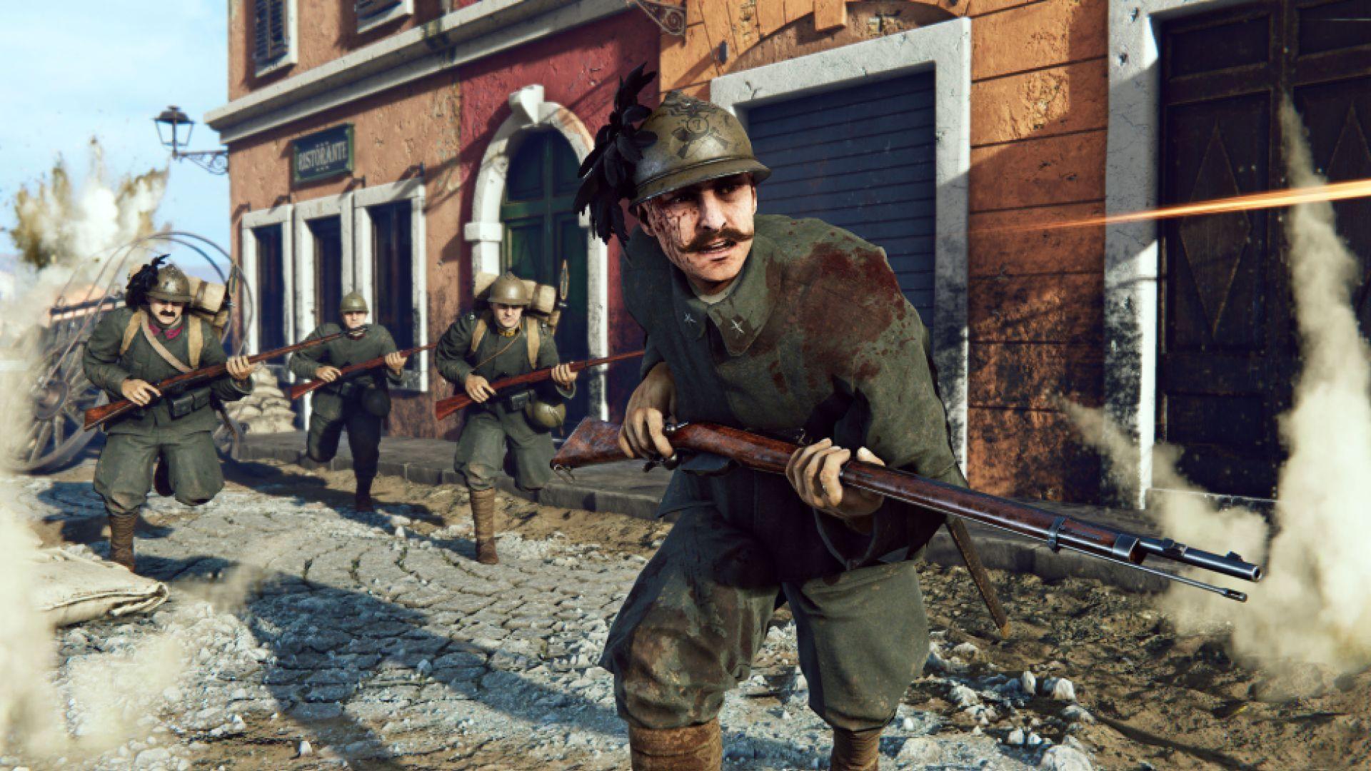 WW1 Games Series Reveals Next Installment: Isonzo