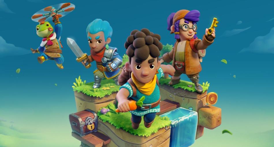 Wonderbox: The Adventure Maker Comes to Apple Arcade