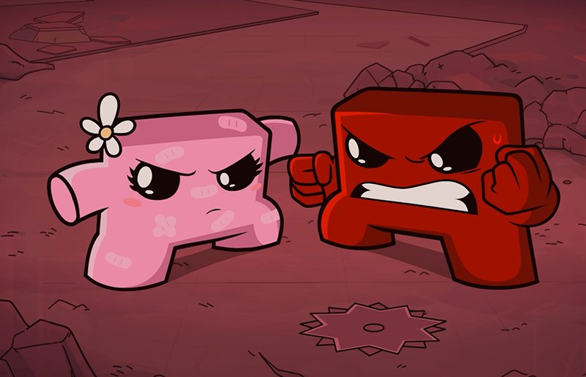 Super Meat Boy Forever Comes to PS4 and Xbox One This Week!