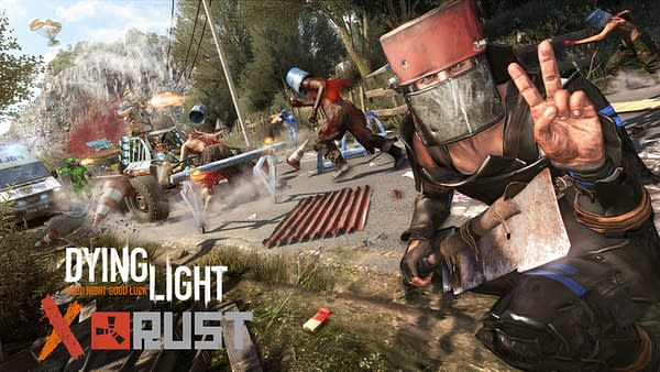 Dying Light Announces Crossover with Rust