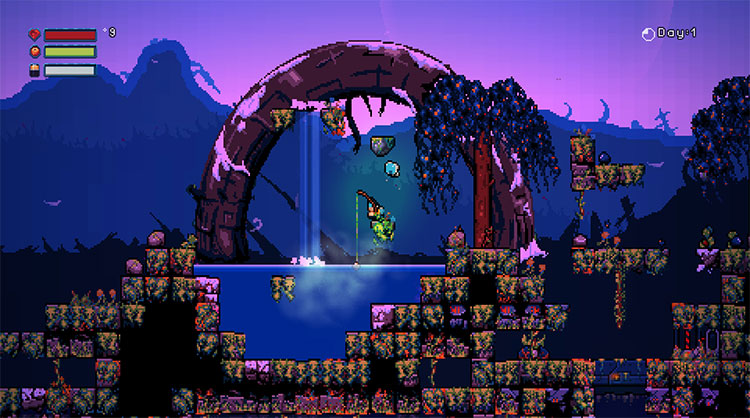 Residual: Publisher Apogee Entertainment Returns with New Survival Platformer