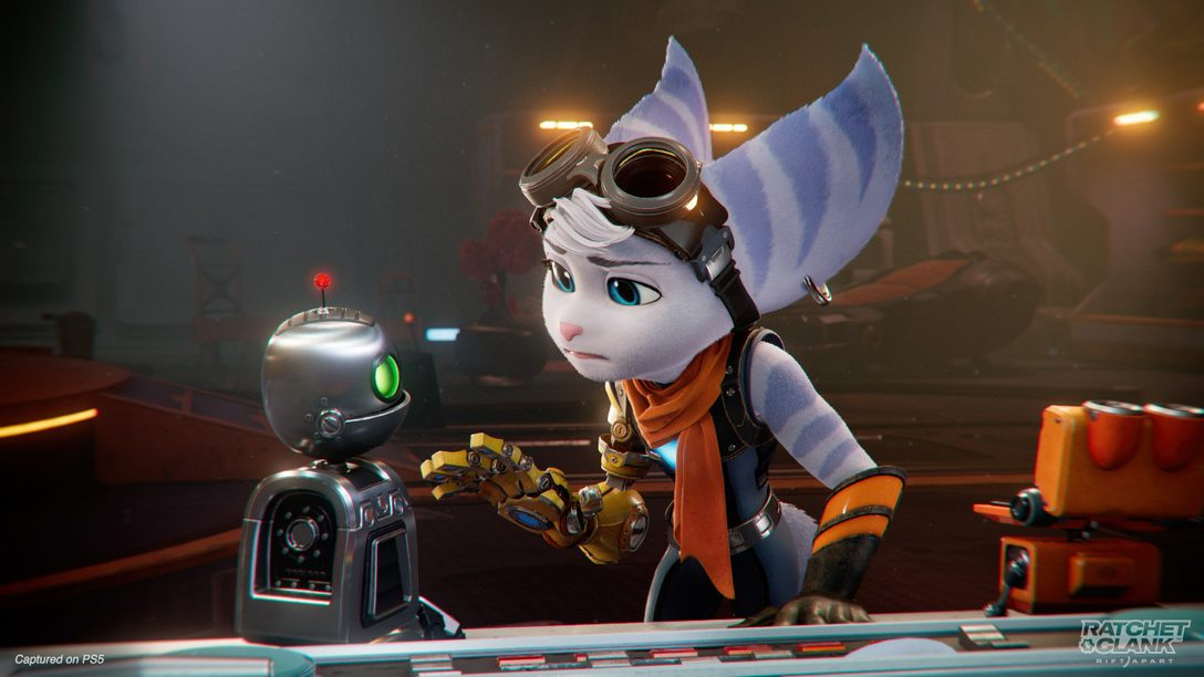 New Ratchet and & Clank Gameplay Trailer Introduces Us to Rivet