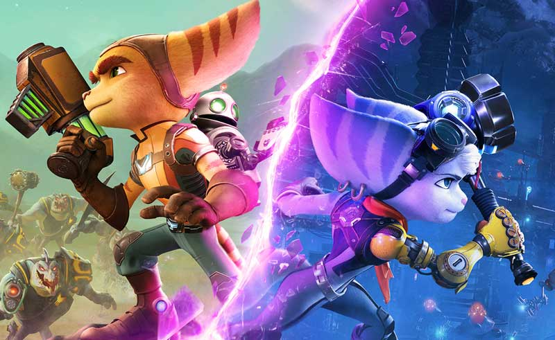 WATCH: State of Play Video for Ratchet & Clank: Rift Apart