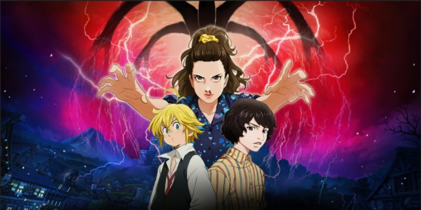 The Seven Deadly Sins: Grand Cross Announces Crossover with Stranger Things
