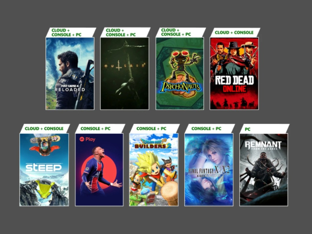 Xbox Game Pass Announces Incoming Games for the Month of May