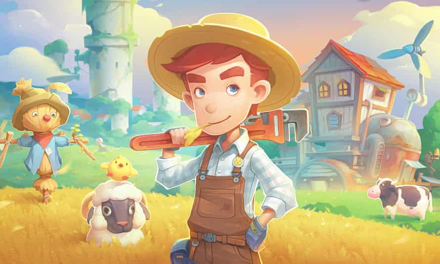 My Time at Portia Announces Mobile Port