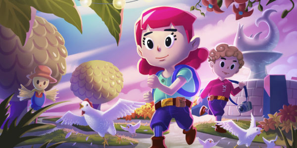 Spirit of the Island Set to Release on PC Later This Year